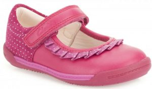 Clarks Softly Stef Pink 500