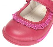 Clarks Softly Stef Pink Close 500