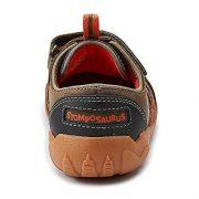 Clarks Stomp Cove Brown Orange Heel NEW 500
