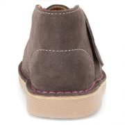 Clarks Desert Boot Grey Heel 500