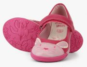 Clarks Nibbles Cute Pink 2 shoes 500