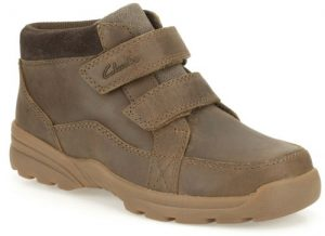 Clarks Diggy Guy Brown 500