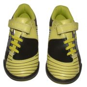 Clarks In Play Black Lime Yellow 2 shoes 500