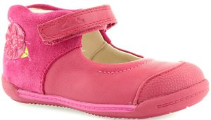 Clarks Softly Rose Fuchsia 500