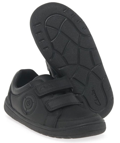 Buy clarks lights childrens shoes cheap
