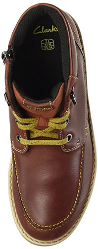 3c319c3cd60a Product Details. £27.00. Clarks Day Magic – boy s boots ...