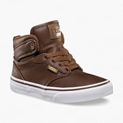 Vans Attwood Hi Brown Coffee