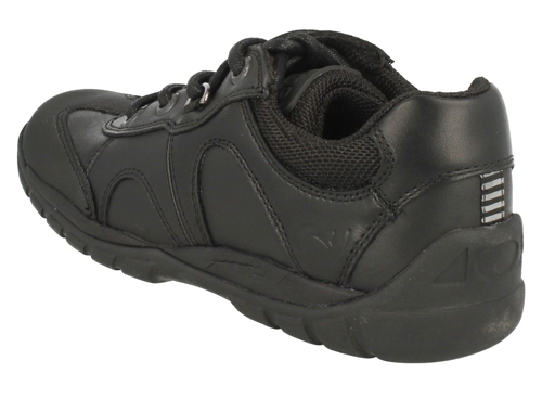 startrite rhino mine boys school shoes G