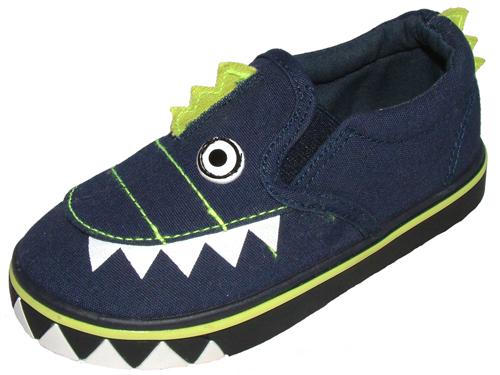 BMS-Croc-Navy-Lime-500