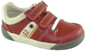 Clarks-Lil-Folk-Cub-Red-500