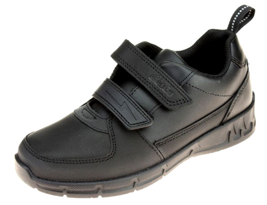 Clarks MARIS FIRE BLACK | Shoes For Kids