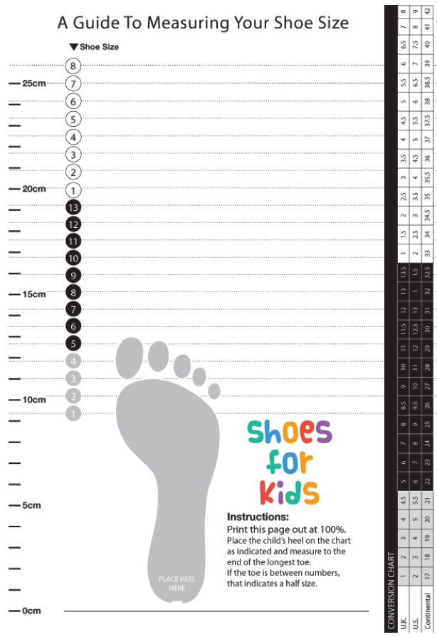 Shoes For Kids Sizesclarks Childrens Shoes Sizes Shoes For Kids